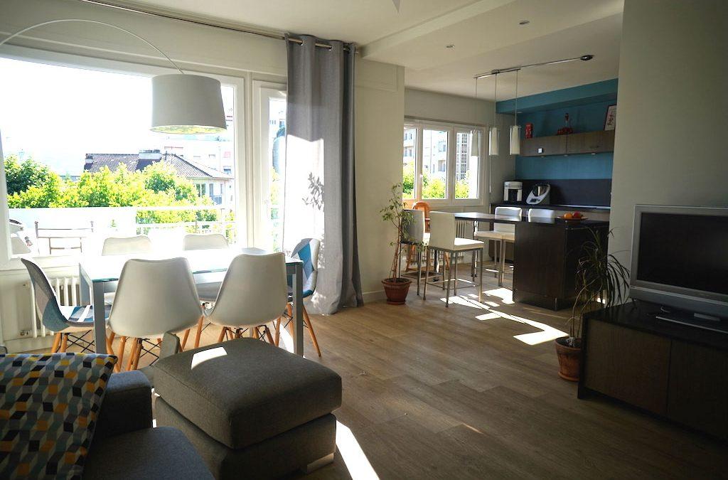 Annecy centre – 76 m²
